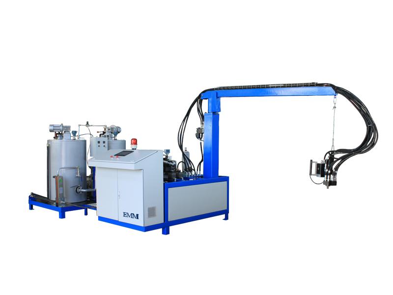 Kombinierte Polyurethan-Hochdruckmaschine