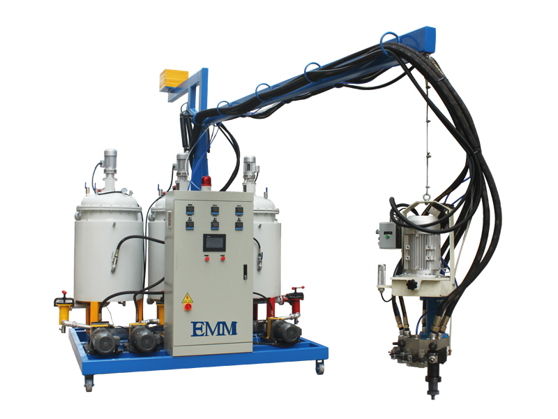 Polyurethan-Niederdruckschaumaschinen