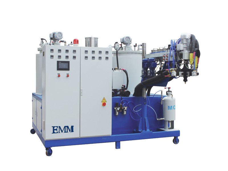 Polyurethan-Hantelgießmaschine