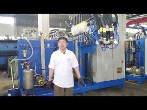 EMM090-1 Zweikomponenten-Elastomer-Gießmaschine