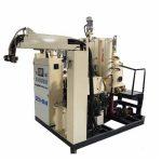 PU-Polyurethan-Elastomer-Gießmaschine mit mittlerer Temperatur für Kofferrad