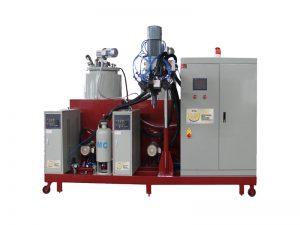 porzellan mitteltemperatur PU-schaum elastomer gießmaschine