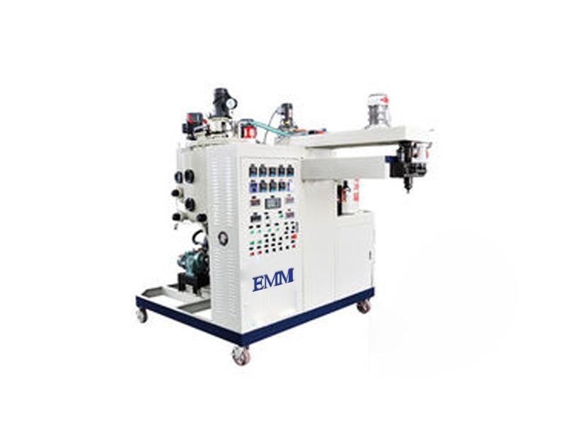 PU-Rad, das Maschine herstellt