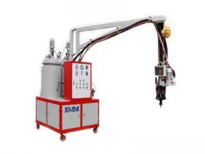 2-Komponenten-Polyurethan-Niederdruckmaschine, Schäum- und Ausgießmaschine