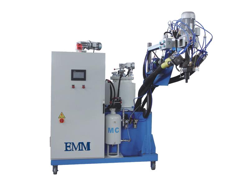 Elastomer-Gießmaschine