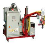 Polyurethan-Mitteltemperatur-Elastomer-Gießmaschine