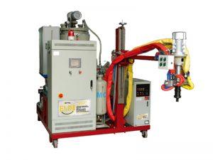 Temperatur-Elastomer-Gießmaschine