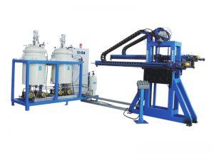 Polyurethan-Spritzmaschine