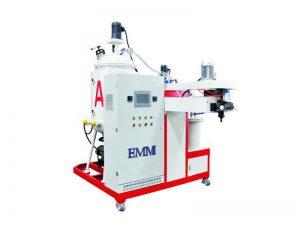 Zweikomponentengießmaschine aus Polyurethan mit niedrigem Druck