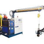 Hochdruckschäummaschine, Polyurethanschaumgießmaschine, PU-Schaum, der die Vitrinen herstellt, die Maschine herstellen