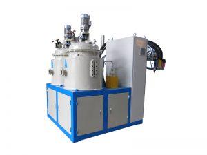 3-Komponenten-Polyurethan-Niederdruckmaschine, Schäum- und Ausgießmaschine